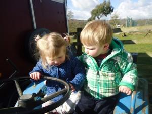 Grandad's tractor